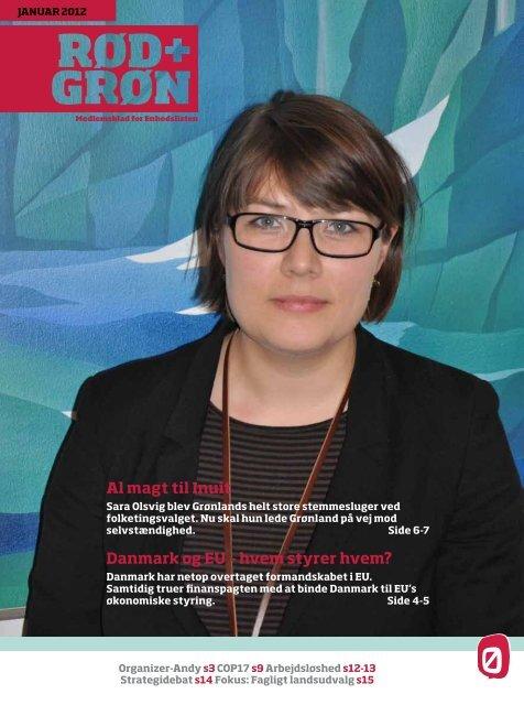 Al magt til Inuit Danmark og Eu – hvem styrer hvem? - Enhedslisten