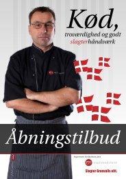troværdighed og godt slagterhåndværk - Slagter Grønvalls Eftf.