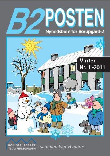 B2 posten - Boligkontoret Danmark