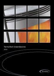 TermaTech brændeovne