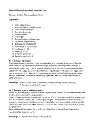 Referat - Holger Danskes Vej 12-18