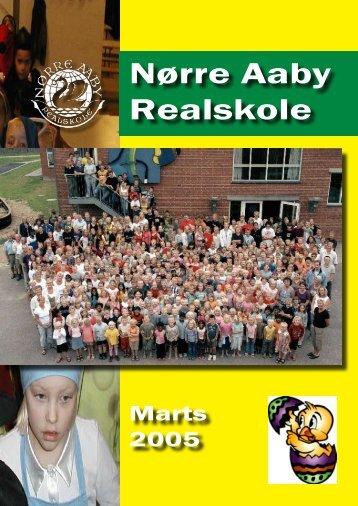 April - Skoleporten Nørre Aaby Realskole