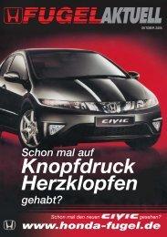 Lay Fugelmagazin 15 - Honda Fugel