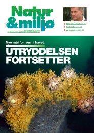 Natur & miljø 6-2010 - Norges Naturvernforbund