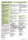 KIRKEBLADET - Nøvling kirke - Page 2