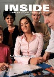 inside - Codan Forsikring A/S