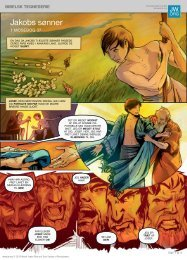 Læs den bibelske tegneserie online eller på en udskrift af pdf-filen.