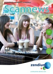 Download Scannews 2009 no. 2 - Zendium tandpasta
