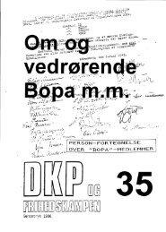DKP og Frihedskampen Bind 35