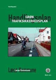 Handlingsplan - Grøn Trafiksikkerhedsplan - Læsø Kommune