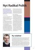 RADIKAL POLITIK 8 5. sept. 2007 - Radikale Venstre - Page 7