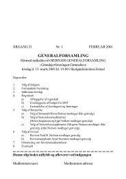 1-2001 - Grønnehave Grundejerforening