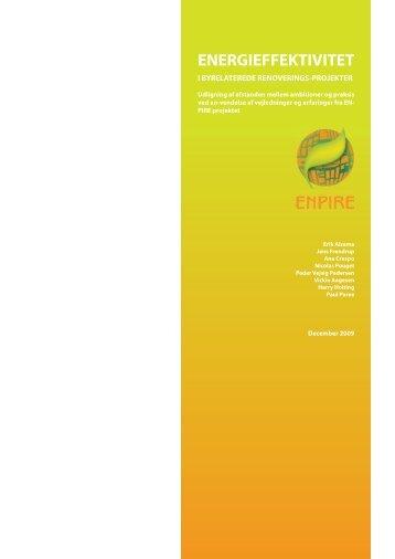 ENERGIEFFEKTIVITET - enpire