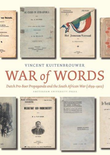WAR WORDS - University of Macau Library