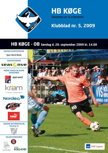 Download klubblad - HB Køge