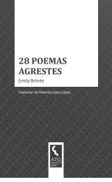 28 POEMAS AGRESTES - Asociación de Tradutores Galegos