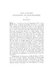 den danske ostindie - Handels- og Søfartsmuseet