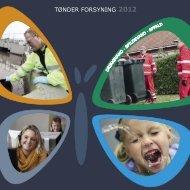 TØNDER FORSYNING 2012