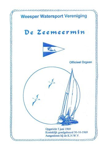 De Zeemeermin september 2012 - Website van Sophie, Bram en ...