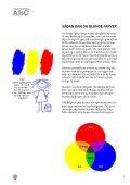 Farvernes ABC - en introduktion til farvelære af Birgitte Smaakjær og ... - Page 7