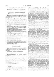 137 1998 Møte torsdag den 15. oktober kl. 10 President: Kirsti Kolle ...