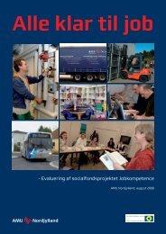 Evalueringsrapport - AMU Nordjylland