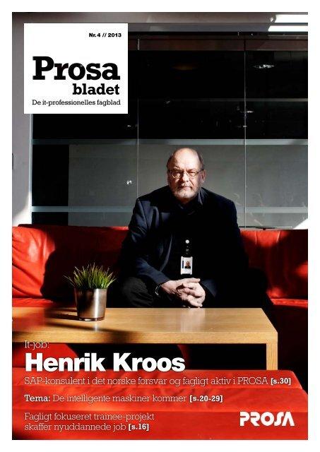 Henrik Kroos - Prosa
