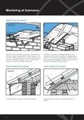 [PDF] PROTEX® Undertage - Bygmaonline.dk - Page 6