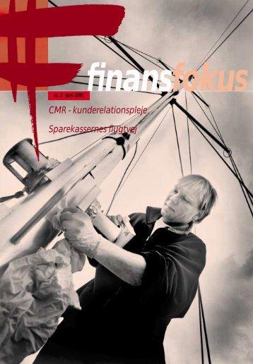 CMR - kunderelationspleje Sparekassernes flugtvej - Kreds Syd