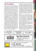 Udsigten fra dame tee-stedet på hul 1... - Norddjurs Golfklub - Page 5