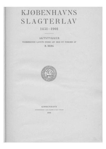 kjøbenhavns slagterlav.pdf - Hovedbiblioteket.info
