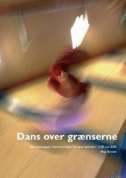 Dans over grænserne - Pionérerne i den moderne dans