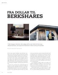 Berkshares - Magasinet Finans 06 2012