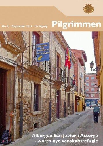 Indhold - Foreningen af Danske Santiagopilgrimme