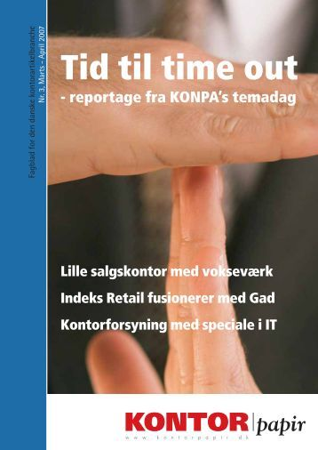 Tid til time out - KONPA