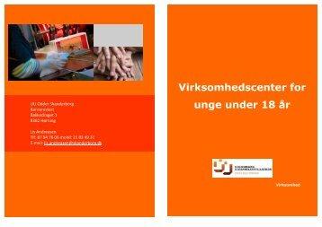 Virksomhedscenter for unge under 18 år - UU Odder Skanderborg