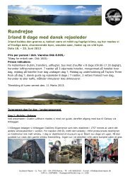 Rundrejse - Jacobsen Rejser