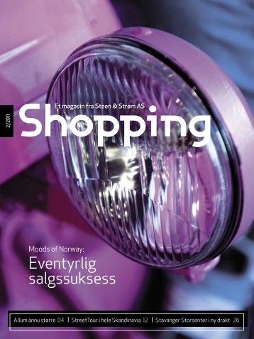 Eventyrlig salgssuksess - Steen & Strøm