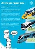 Hygge og sjov på farten - mitARRIVA - Page 2