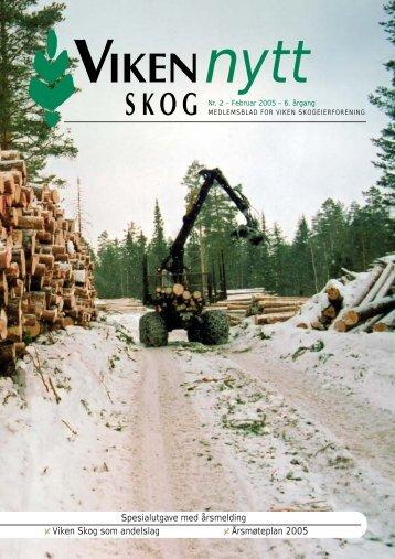 nytt - Viken Skog - Norges Skogeierforbund
