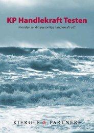KP Handlekraft Testen - Kjerulf & Partnere A/S