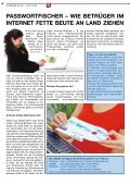 MEINE FERIEN BEGINNEN IM INTERNET MEINE FERIEN - Liwest - Seite 4