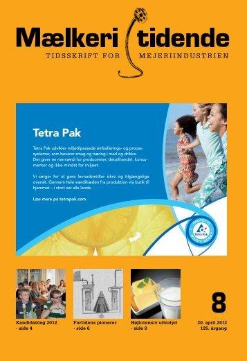Tetra Pak - Mælkeritidende