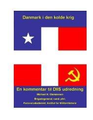 Danmark og den kolde krig - clemmesen.org