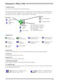 Aastra Office 1560 Startguide - Eiland TeleData - Page 5