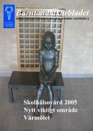 Nr 1 - Svenska Pedodontiföreningen