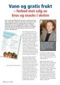 Munnpleien nr. 2-2004 - Norsk Tannvern - Page 6
