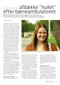 BILLEDHUGGER MED AMBITIONER - Spastikerforeningen - Page 5