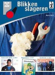 Blikkenslageren - Februar 2012 - Blik- og Rørarbejderforbundet