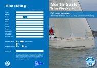 Se invitationen her - North Sails